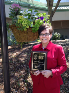 Harrison Outstanding Administrator Award