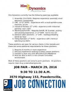 Download Hire Dynamics March 29 job fair  HERE